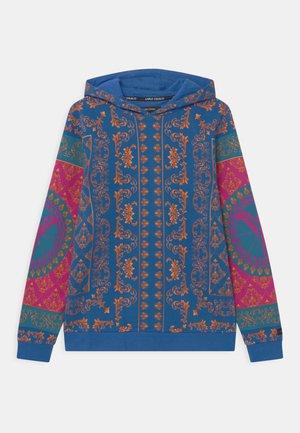 HOODIE UNISEX - Sweatshirt - blue