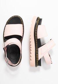 Dr. Martens - VOSS - Platform sandals - pink salt - 3