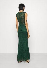 WAL G. - EMERY DRESS - Cocktail dress / Party dress - forest green - 2