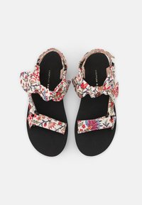 Loeffler Randall - MAISIE - Sandály na platformě - white - 4