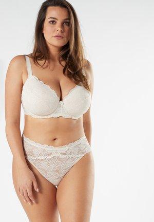 BALCONETTE-BH MINA AUS SPITZE - Underwired bra - off-white