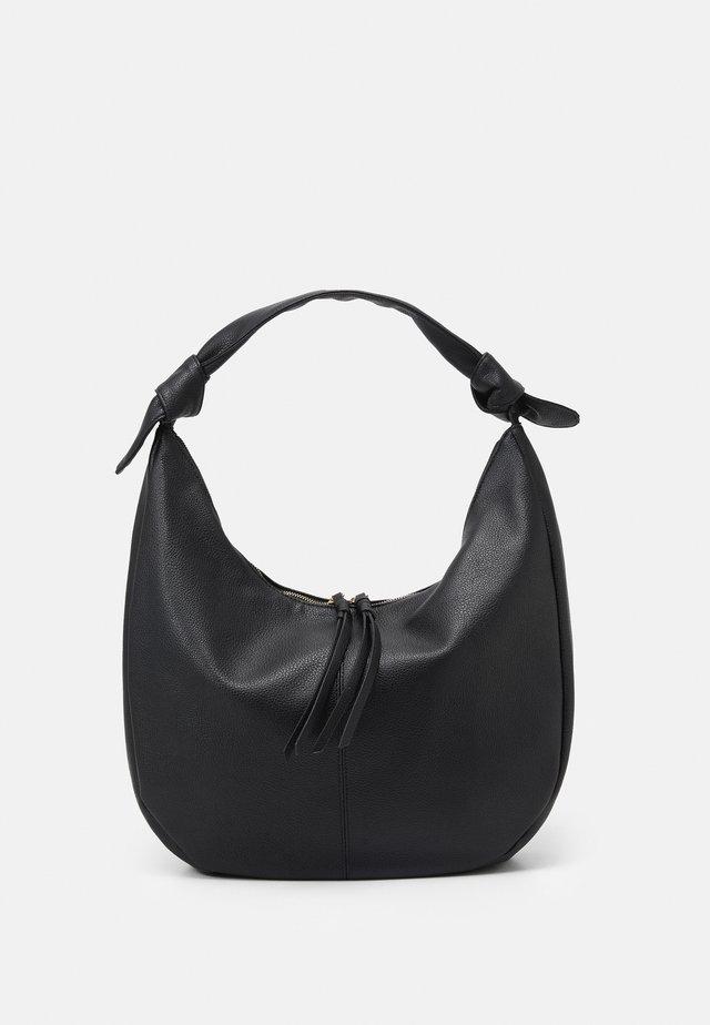 SORRENTO HOBO BAG - Shopping bag - black