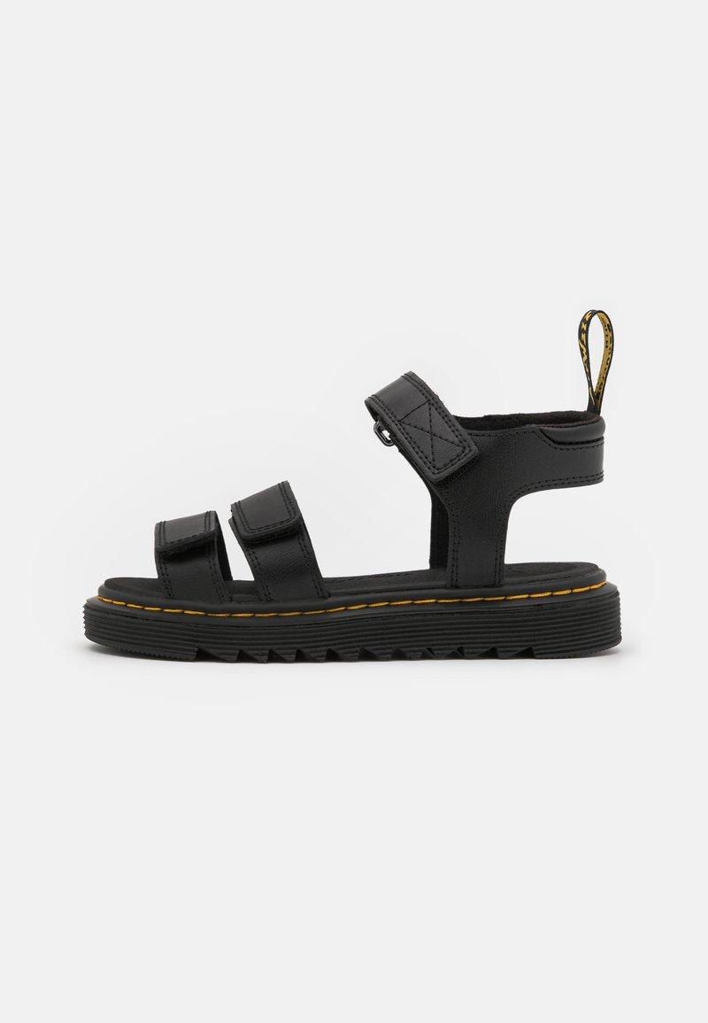 Dr. Martens - KLAIRE - Walking sandals - black