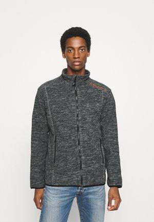 BRYANT - Fleece jacket - black