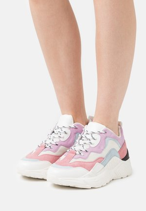 ANTONIA - Sneakers laag - pastel multicolor
