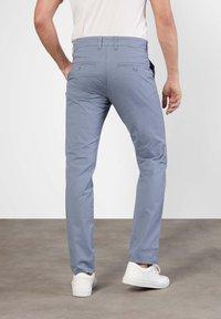 MAC Jeans - LENNOX - Chinos - capri blue - 1
