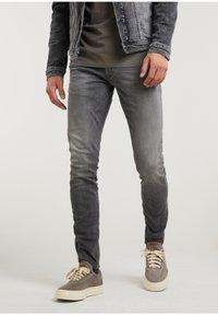 CHASIN' - Slim fit jeans - grey - 0