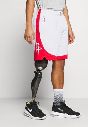 NBA HOUSTON ROCKETS SWINGMAN SHORT - Short de sport - white/university red