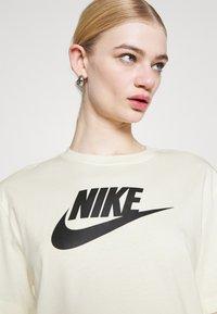 Nike Sportswear - DRESS FUTURA - Jersey dress - coconut milk - 3