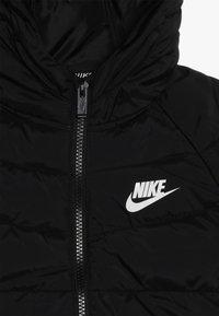 Nike Sportswear - FILLED JACKET - Winterjas - black - 4