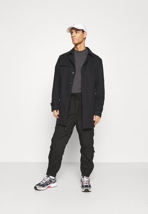 TURTLE 2 PACK - Basic T-shirt - black/grey