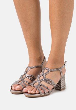 Sandaler - silver/gray