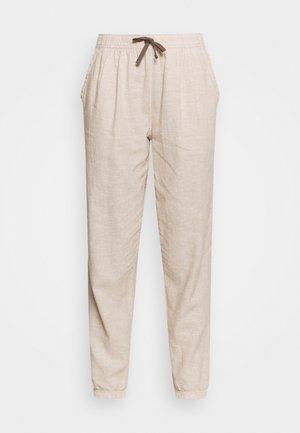 ISLAND BEACH PANTS - Pantalones - ochre