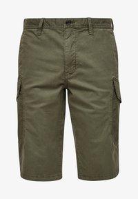 s.Oliver - Shorts - olive - 6