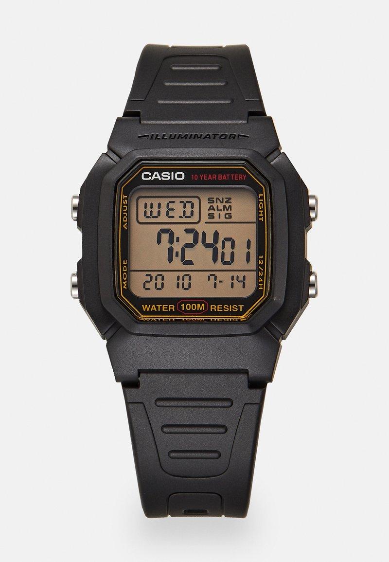 Casio - Digitální hodinky - black