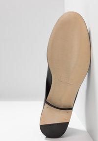 Fratelli Rossetti - Elegantní nazouvací boty - york nero - 4