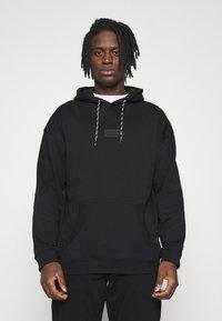 adidas Originals - SILICON HOODY UNISEX - Hættetrøjer - black - 0