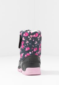 Friboo - Snowboots  - black/dark blue - 4