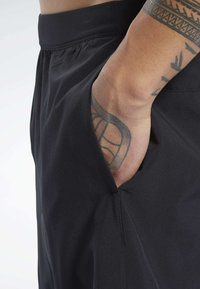 Reebok - SPEEDWICK SPEED SHORTS - Pantalón corto de deporte - black - 3