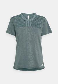 adidas Performance - UFORU - T-shirts - bluoxi - 0