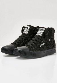 British Knights - DEE - Sneakers hoog - black - 3