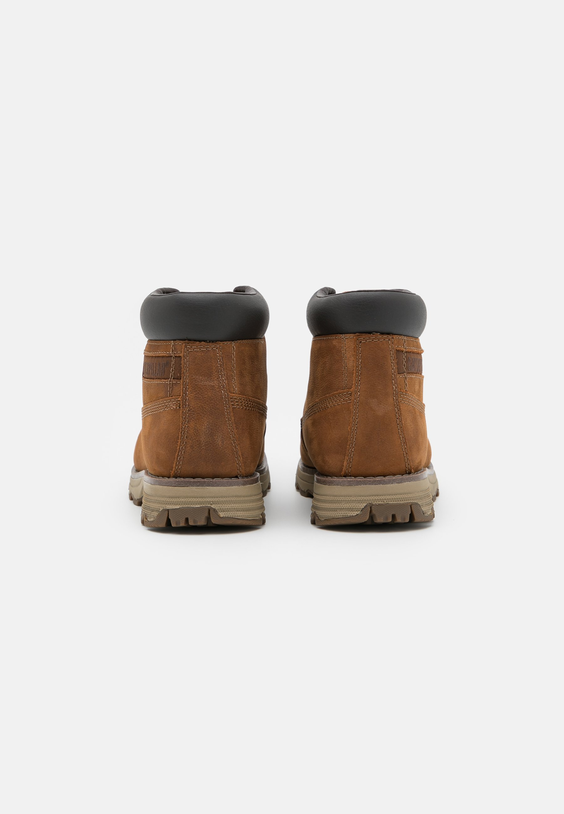 Excellent Cheapest Cat Footwear FOUNDER WP  - Lace-up ankle boots - danish brown | men's shoes 2020 jfZQO