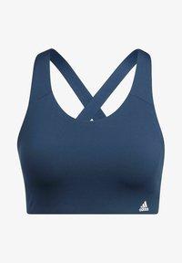 ULTIMATE COMPRESSION BRA SUPPORT - Sports bra - dark blue