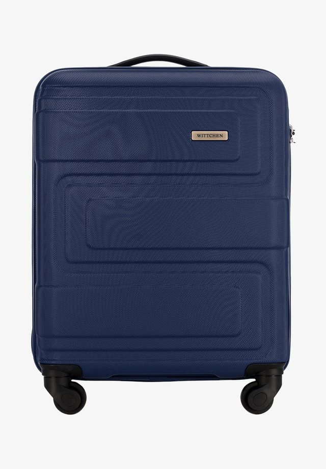 VIP COLLECTION - Wheeled suitcase - navy blue