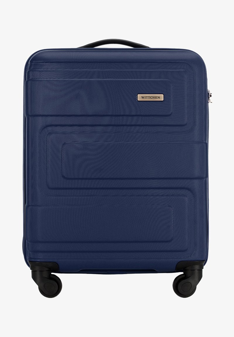 Wittchen - VIP COLLECTION - Wheeled suitcase - navy blue