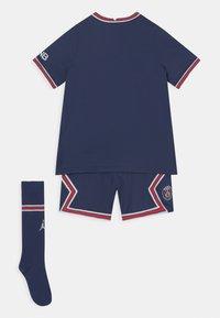 Nike Performance - PARIS ST. GERMAIN SET UNISEX - Club wear - midnight navy/university red/white - 1