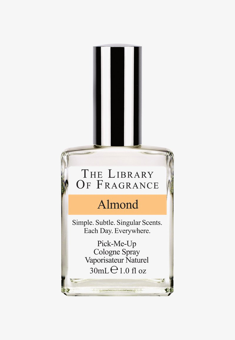 The Library of Fragrance - EAU DE COLOGNE - Eau de Cologne - almond