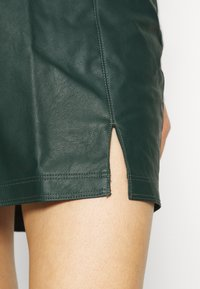 Abercrombie & Fitch - ALINE  - Minirock - dark green - 4