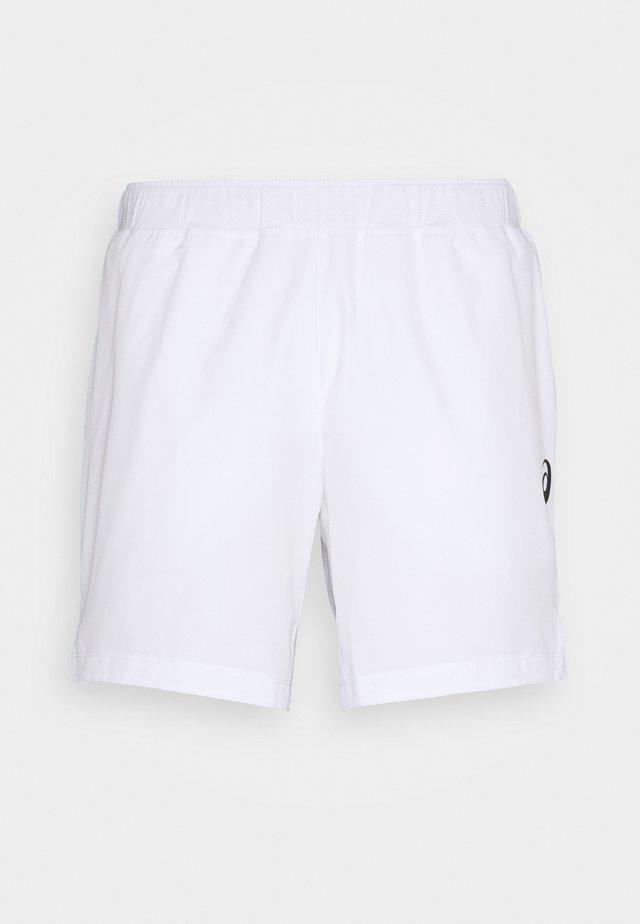 CLUB SHORT - Träningsshorts - brilliant white