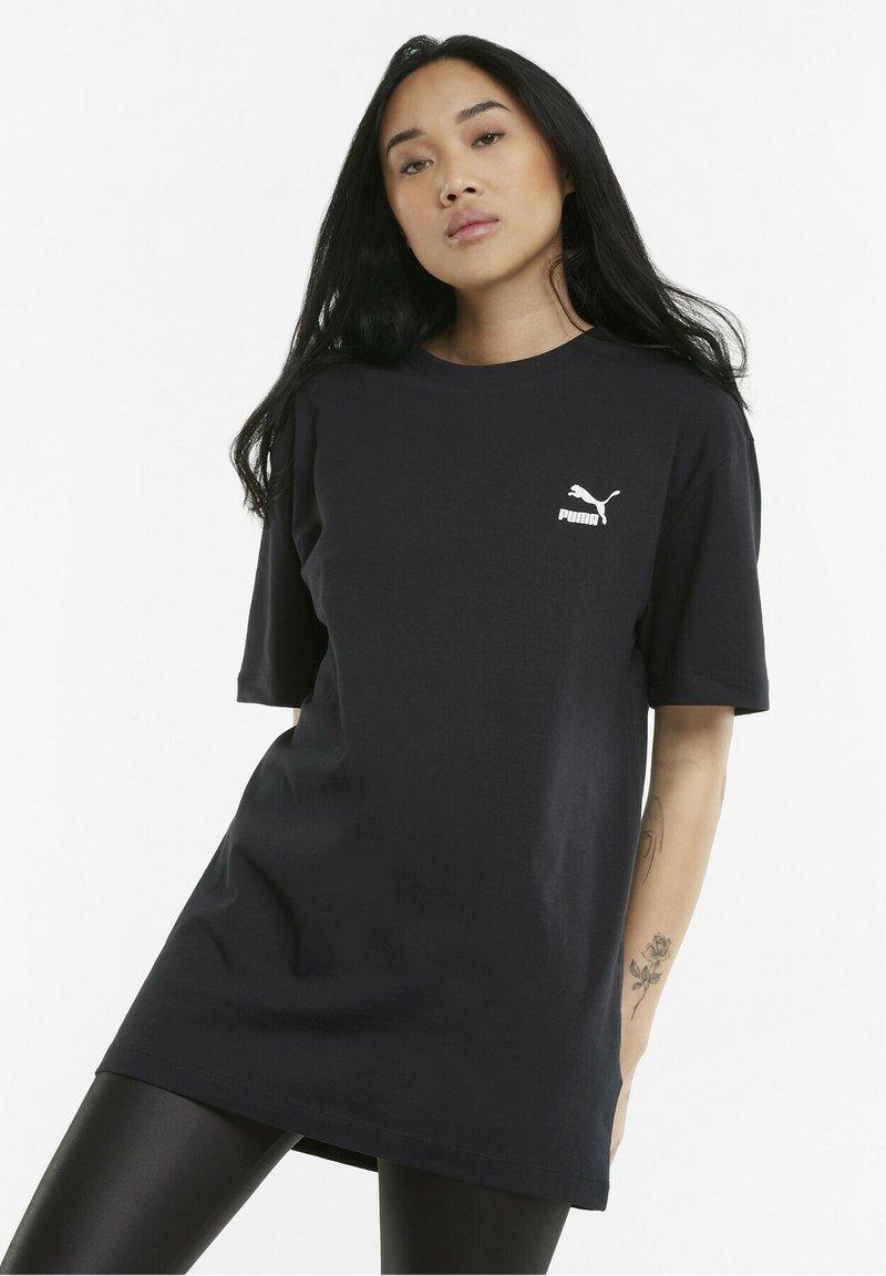 Puma - Print T-shirt - black