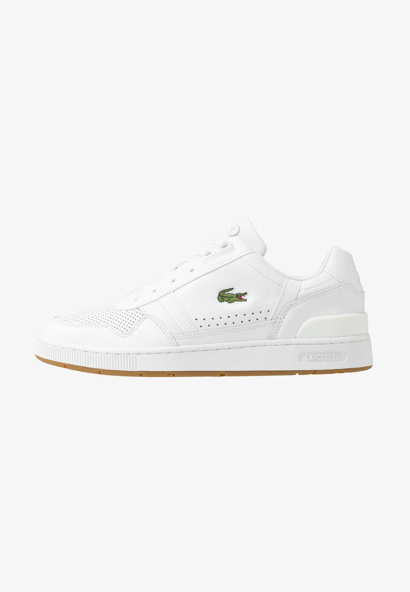 Lacoste - T-CLIP - Sneakers - white