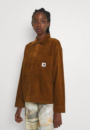 FOY JAC - Summer jacket - tawny