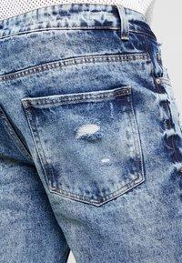 Piazza Italia - Jeans Slim Fit - blue denim - 3