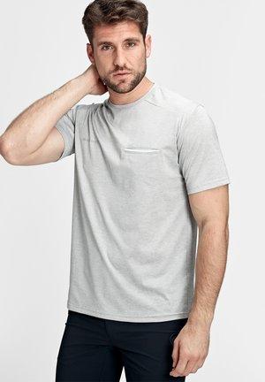 CRASHIANO - T-shirt basic - highway melange