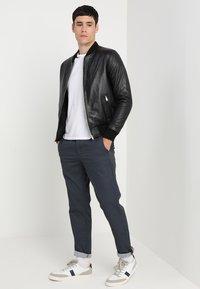 Serge Pariente - BONBON - Leather jacket - black - 1