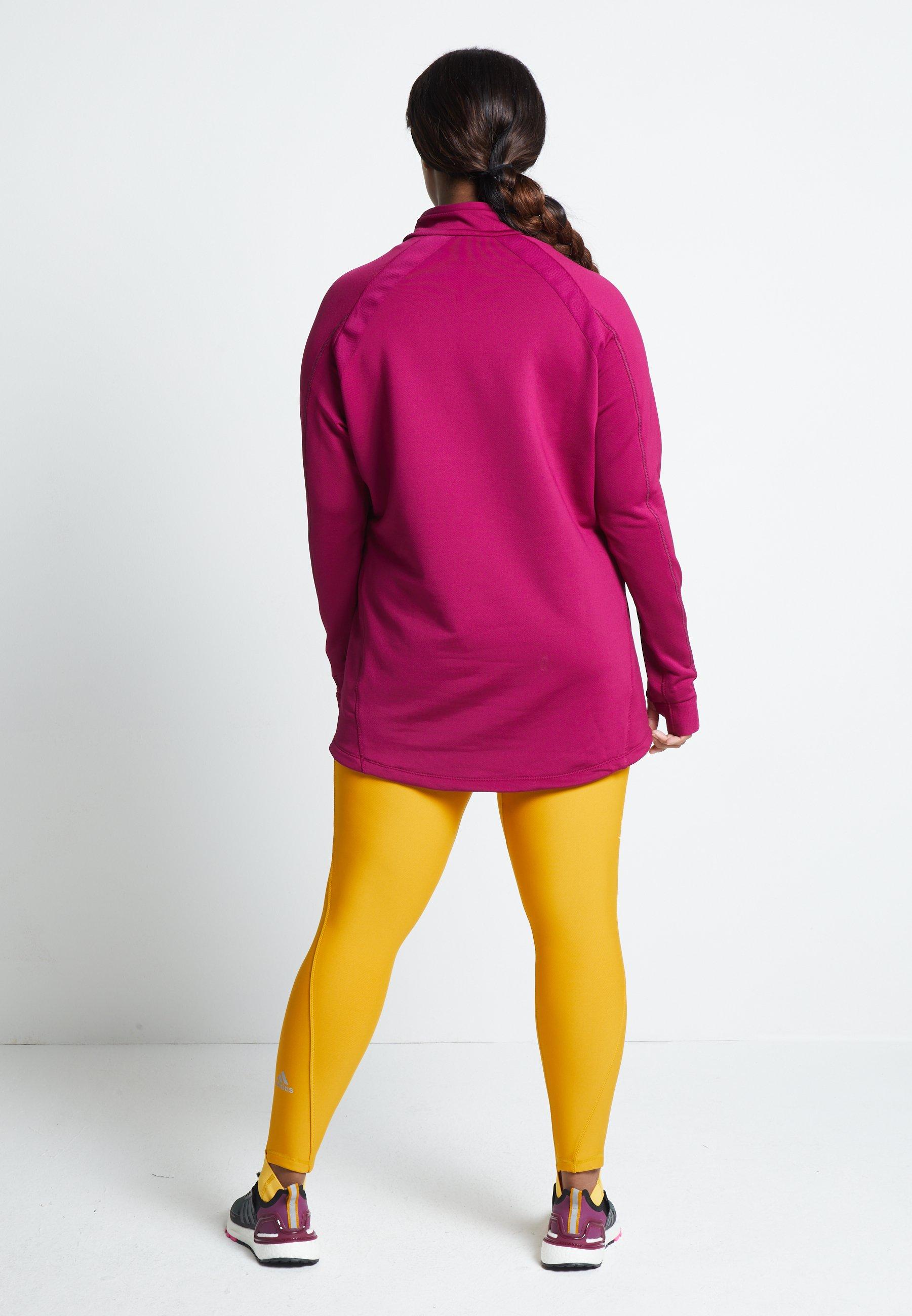 adidas Performance Sweatshirt - berry msyha