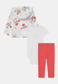 Carter's - FLORAL SET - Print T-shirt - white/red - 1
