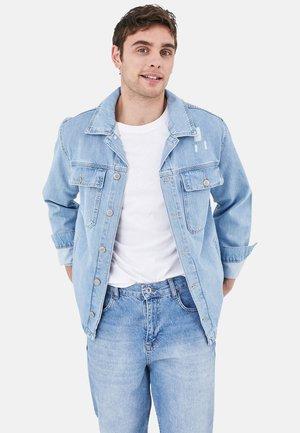 Veste en jean - indigo