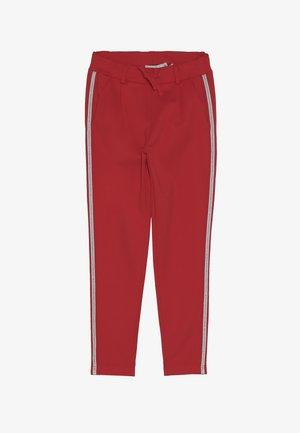 NKFLORNELIA IDA  - Pantaloni - poppy red