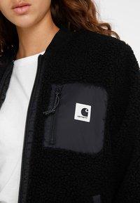 Carhartt WIP - JANET LINER - Winter jacket - black - 4