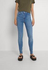 Levi's® - MILE HIGH SUPER SKINNY - Jeans Skinny Fit - naples fade - 2