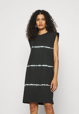 BEIJING DRESS TIEDYE - Day dress - black