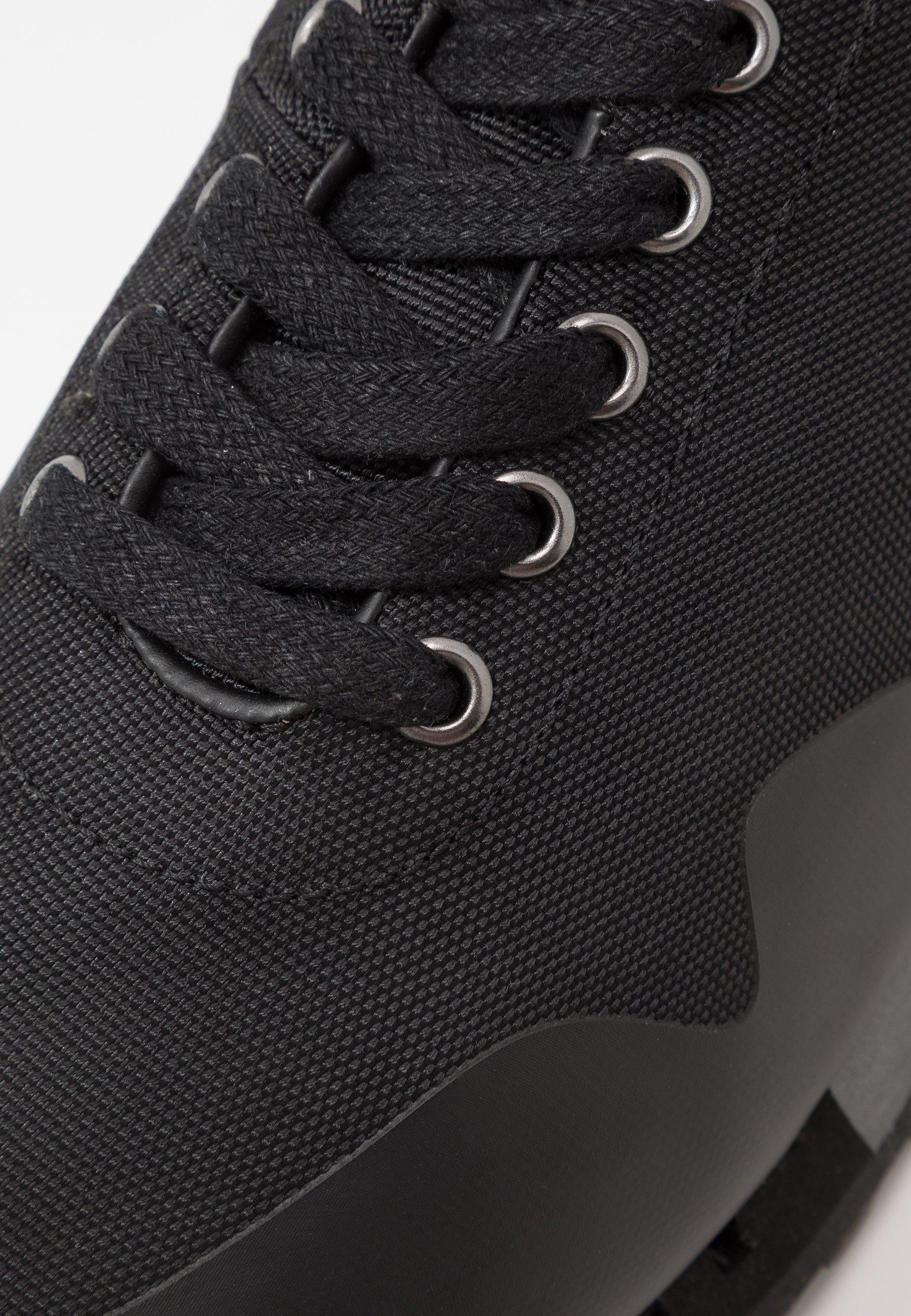 Blauer DENVER - Sneaker low - black/schwarz - Herrenschuhe bxX8t