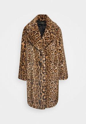 CAPPOTTO ECOPELLICCI - Classic coat - macula