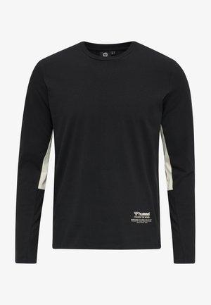 ALASKA - Koszulka sportowa - black