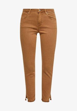 Jean slim - brown